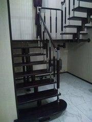 Маршевые и винтовые лестницы от производителя, под заказ! - foto 1